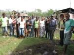 Barrio Familias en Accion Build Roads/Build Community